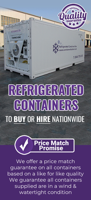 Price promise refrigerated container
