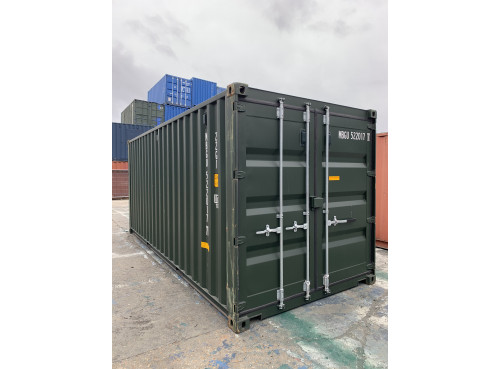 20ft Tunnel Containers