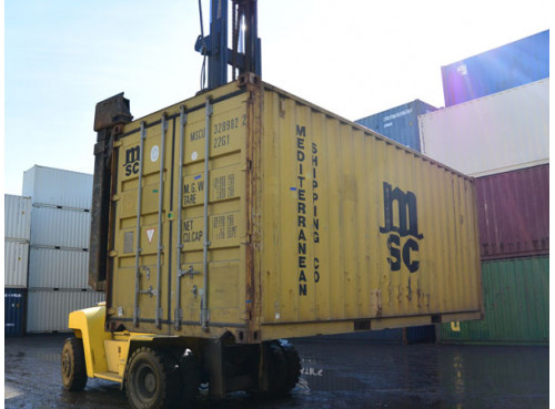 20ft Used Ex-Shipping Containers
