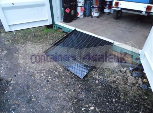 ISO Loading Ramp